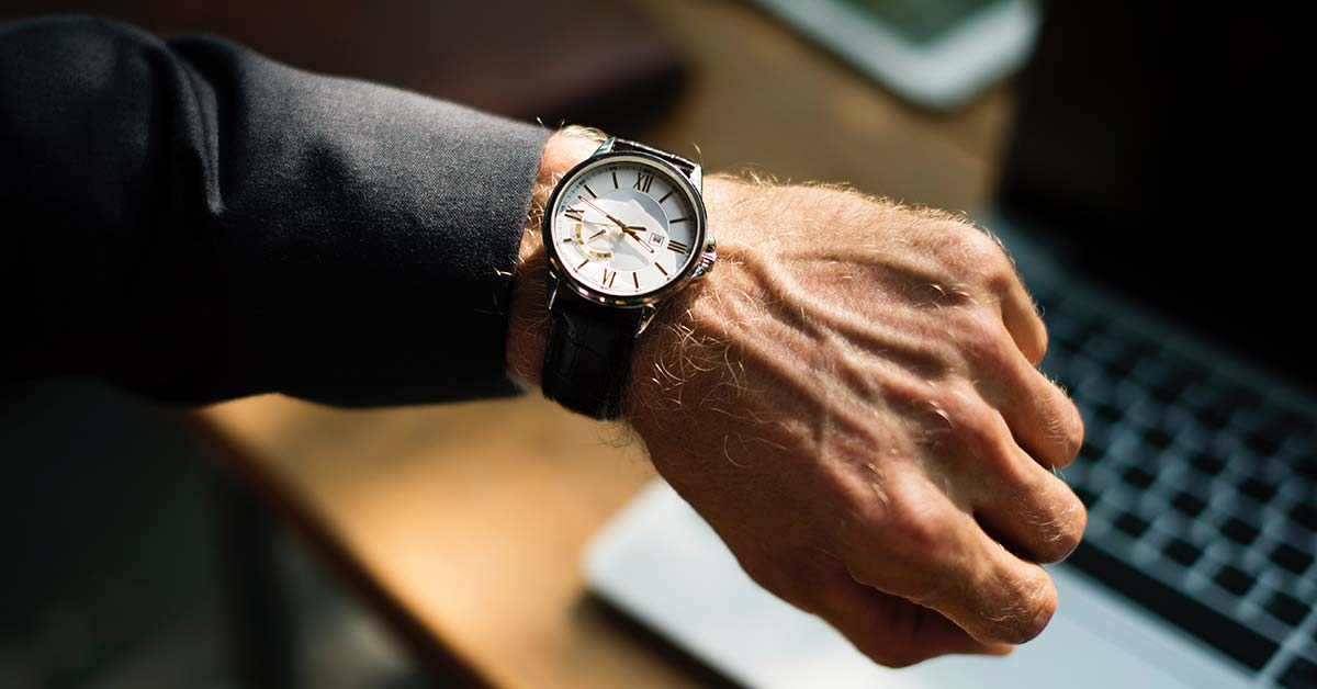 Are You Too Busy for Discipleship?