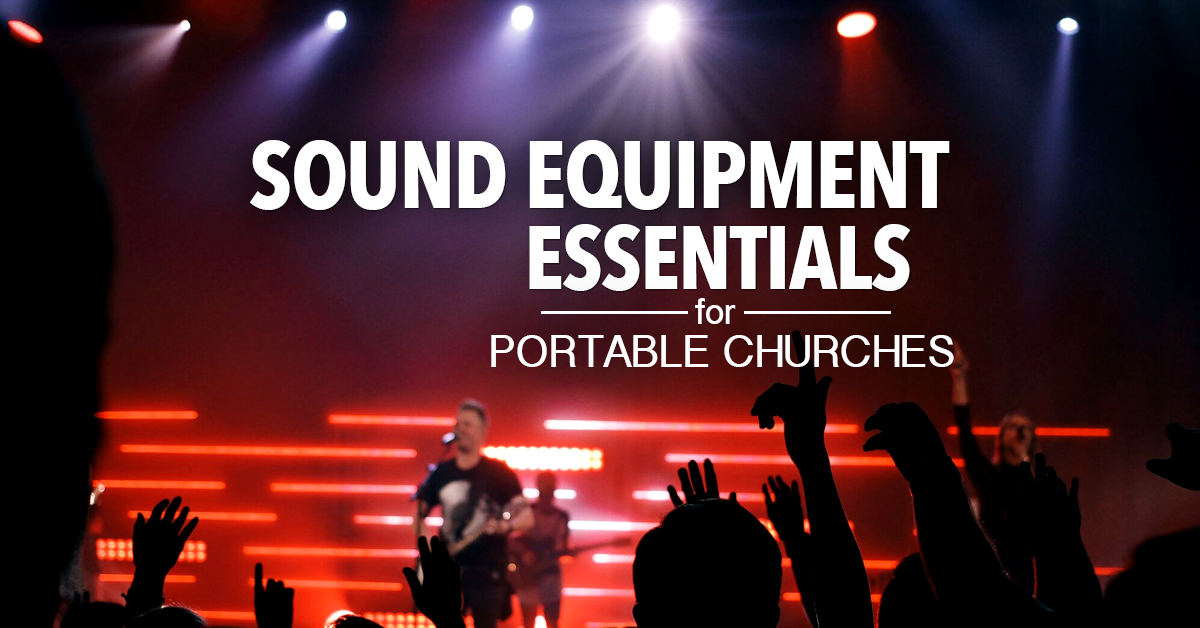 portable church