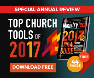 Get your FREE October issue of MinistryTech Magazine!