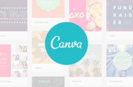 canva templates for churches