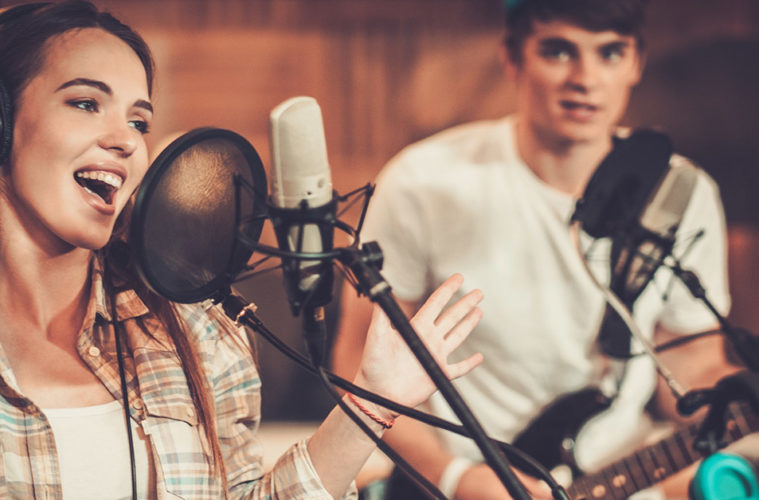 From Demo to Master: Recording Your Worship Team