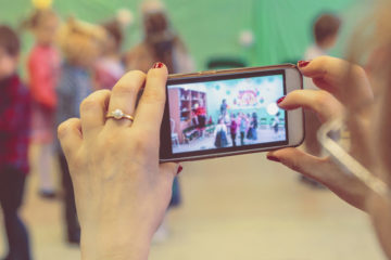 Sharing Church Photos Online - Do You Need Permission?
