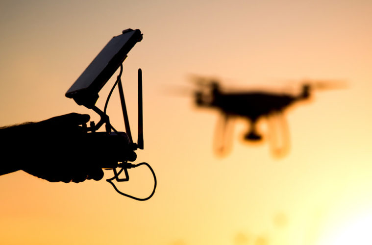 Beware the Drones: Are You Secure?